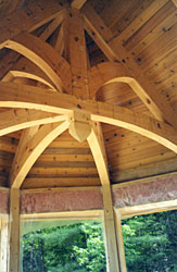 Our Timber Frame Construction