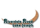 Riverdale Road, Lake Joseph